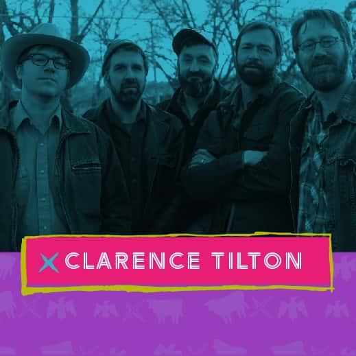 CLARENCE TILTON